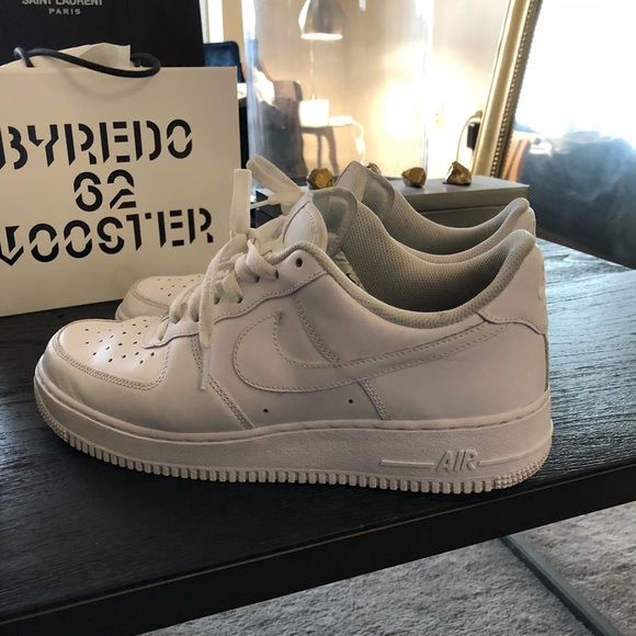 Zapatos Para Hombre Nike Air Force Condición 1 Sz 10 710 Condición Force Poshmark 0c820e